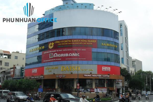 văn phòng cho thuê quận Phú Nhuận - cao ốc LÝ AN