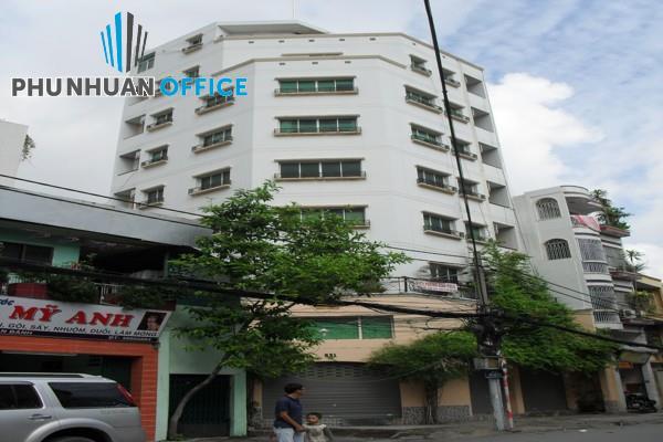 văn phòng cho thuê quận Phú Nhuận - cao ốc KINH LUÂN