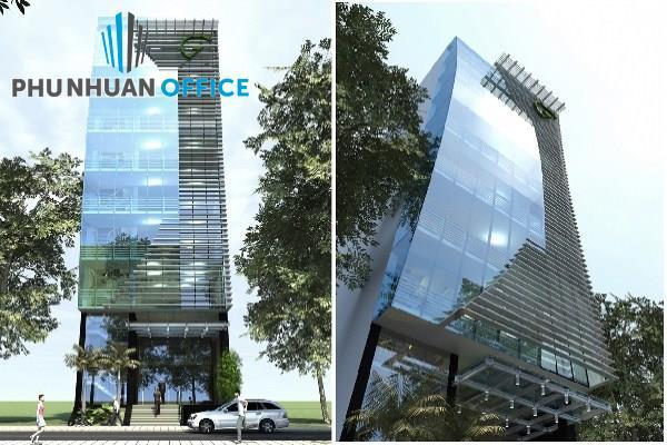 văn phòng cho thuê quận Phú Nhuận - cao ốc GIA THY