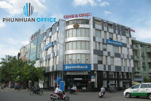 văn phòng cho thuê quận Phú Nhuận - cao ốc ONG & ONG