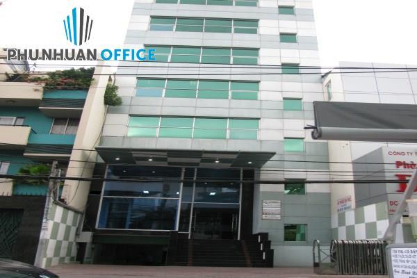 văn phòng cho thuê quận Phú Nhuận - cao ốc THL