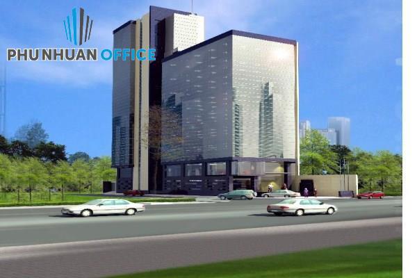 văn phòng cho thuê quận Phú Nhuận - cao ốc INTAN