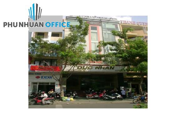 văn phòng cho thuê quận Phú Nhuận - cao ốc ĐỨC NHÂN