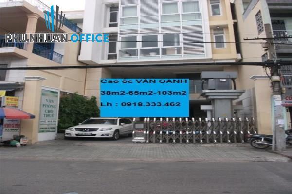 văn phòng cho thuê quận Phú Nhuận - cao ốc VĂN OANH