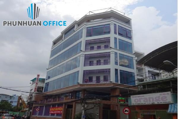 văn phòng cho thuê quận Phú Nhuận - cao ốc ĐVN